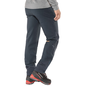Mammut Eisfeld Advanced SO - Pantalones de Trekking Hombre - azul